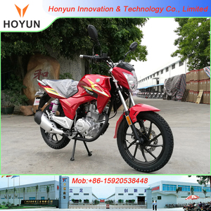 Hot sale in Bolivia made in Guangzhou Motonel HY200-LH Robinson motorcycles