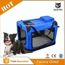 Large dog crate soft