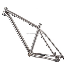 Gr5 titanium fat bike frame for bicycle