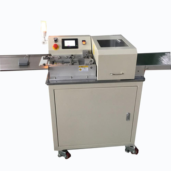 LED Aluminum board multi groups blade PCB separator , LED pcb Depaneling-Machine. Multiple blades PCB Cutting machine YSVJ-650