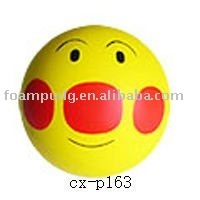 new designs and shipping free antistress ball
