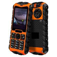 H3 Quad band GSM Mobile phone Waterproof Senior cellphone old man military Outdoor Sports Rugged Feature phone for South America