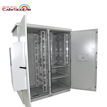 catvscope Telecom Communication Outdoor Equipment cabinet OLT + Air conditioner /Heat Exchanger Integrated Metal China export