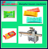 Cheap bread/biscuit/ice lolly/cake/snack packing machin