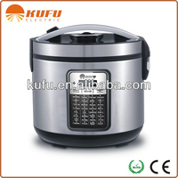 KF-B6 45 in 1 Stainless Steel Online Shopping Multi Cooker with CE ROHS