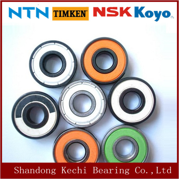 Competitive price NTN skateboard bearings 608 deep groove ball bearing