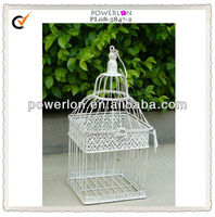Vintage Metal Bird cage for home and garden decorations