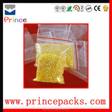 Factory Direct Wholesale Good Quality Handcraft clear plastic zipper bag with handle