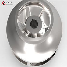 anti corrosion stainless steel marine engine impeller
