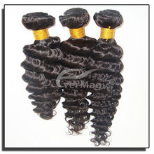 Elegant and Good Quaity 100 Human Hair Virgin Curly Hair, darling Hair extension