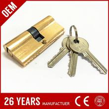 wenzhou supplier oxidize aluminium oval style door lock parts names made in China