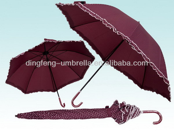High quality popular mtn promotional golf umbrella