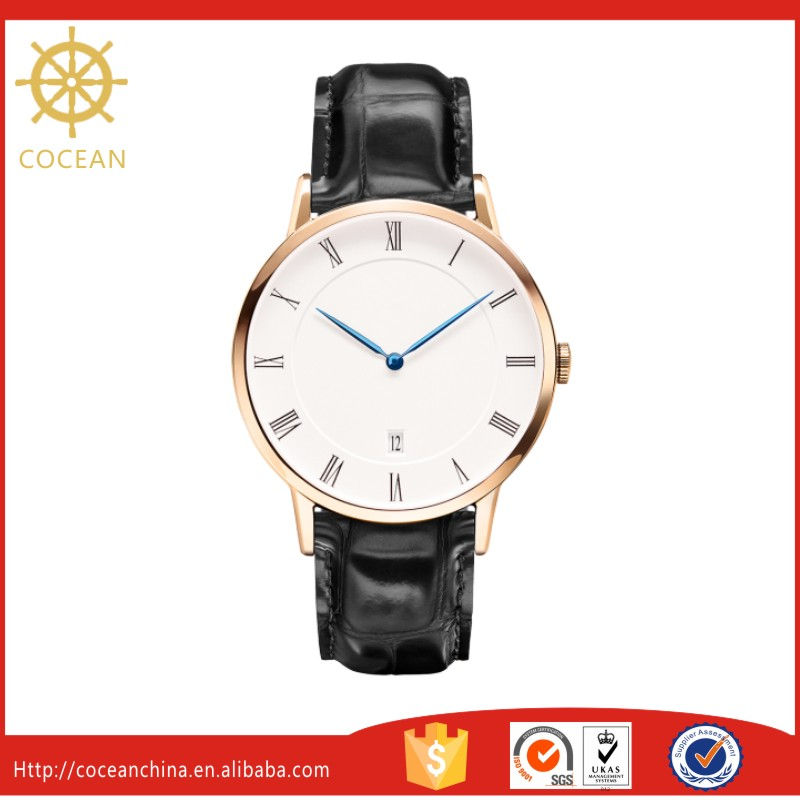 Alibaba Water Resistant Hot Item Omax Quartz Watch Stainless Steel Japan Movt