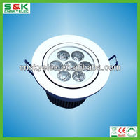 LED downlight 7W high watt