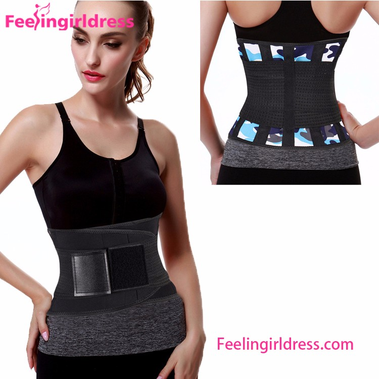 Wholesal Camouflage Pattern Hot Selling Waist Trimmer AB Belt