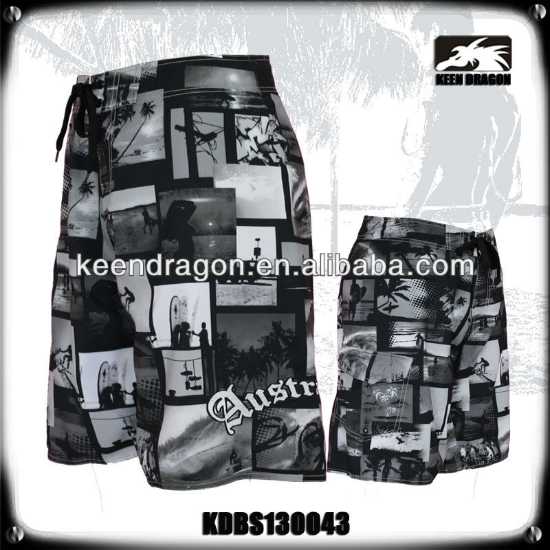 MENS FASHION STYLE SEXY PICTURES KNEE LENGTH SHORTS