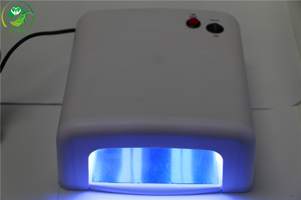 UV lamp uv curing lamps nail gel cuccio