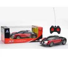 1:22 4 CHANNEL RC Bugatti Car with Led light Manufacturers for Kids