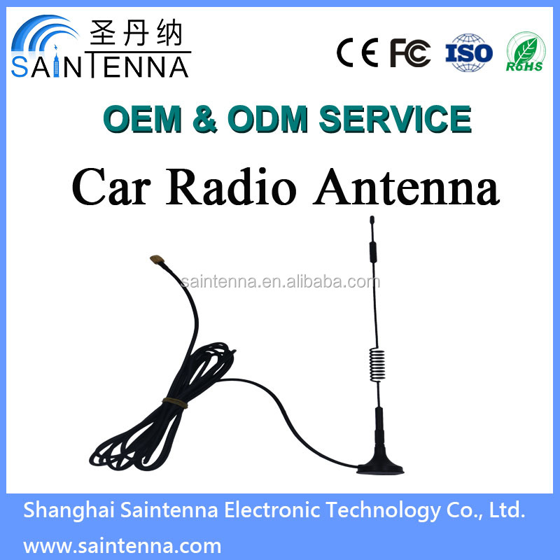Active high gain vehicle gps antenna used in car gps ceramic antenna