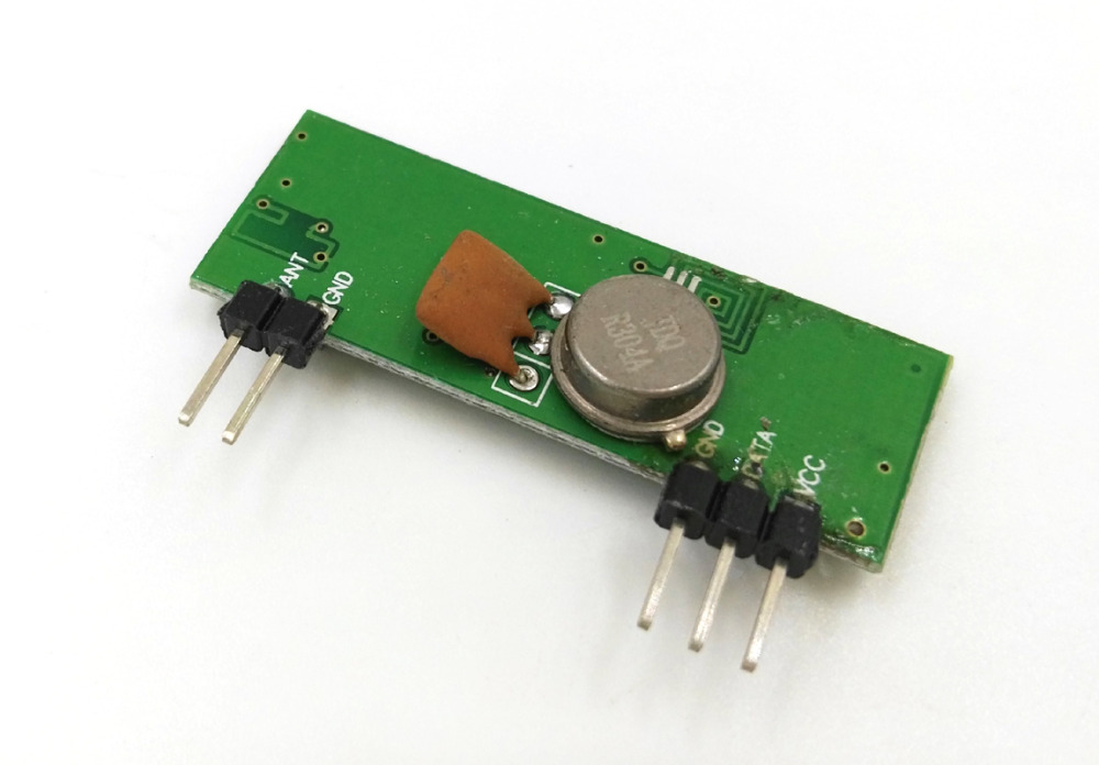 AU3600 Super-Heterodyne RF Receiver module OOK/ASK