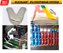 polyurethanes for shoe sole