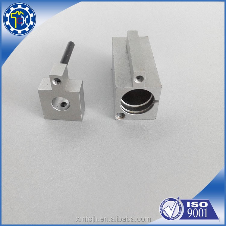 stainless steel aluminium machined part/High precision CNC machining service