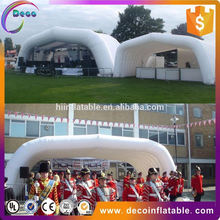 Customized inflatable onion dome/ dome tent