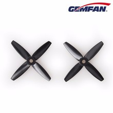helicopter parts GEMFAN names 3inch scale model airplane 3035 quad blade cw ccw propellers plane model making