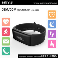 Health monitoring Fitness tracker wristband kids step counter