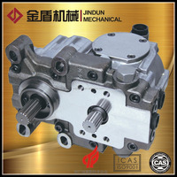 40cc HST hydraulic static transmission hst hydraulic double piston pump