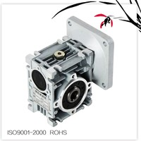 RV/NMRV/NMRW 030 speed reducer worm gearbox