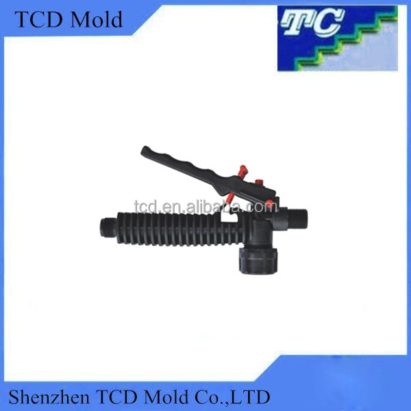 Sprayer Parts Plastic Injection Molding Industry