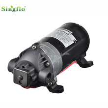 singflo DP-160 5.5L/min 160psi 10.5A pumps 12v water/water pressure booster pump/high pressure water jet cleaning machine