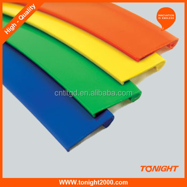 Hot sale TONIGHT TLTY-5 flexible plastic coated trim