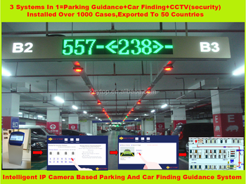 IP Camera Based Parking And Car Finding Guidance System