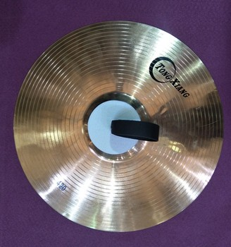 Best selling 16 marching cymbals for sale
