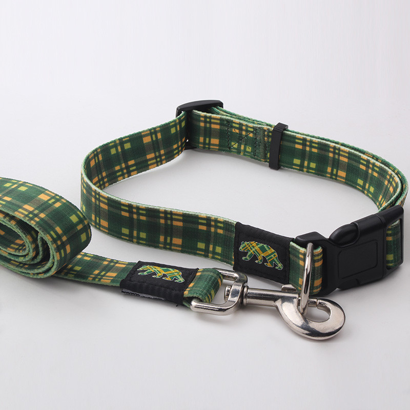 wholesale Dog Collar and Leash Buffering Belt dog leash