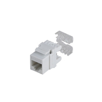 UTP Networking RJ45 Cat6 Keystone Jack Module