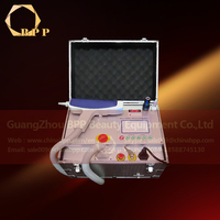 Portable 1064 & 532 nm nd yag laser tattoo removal machine