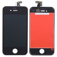 for iphone 4s touch ic screen a1332 emc380a lcd display digitizer assembly controller board glass with oem