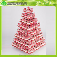 DDC-0243 Trade Assurance 8 Tier Acrylic Wedding Cupcake Stand