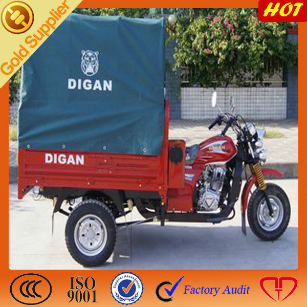 New style 150cc 3 wheeled motocycle/ 3 wheeler motorcycle on sale