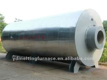 Hot wind stove melting furnace for industrial boiler