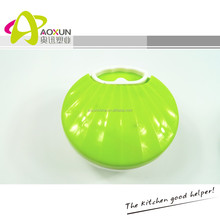 Factory made spiral vegetable slicer