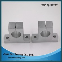 SK series Linear motion guide rail shaft support bearing SK16