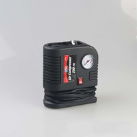 HF-XY001(06) DC12V Mini Car Air Compressor Portable Tire Inflator Electric Air Pump (CE Certificates)