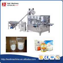 Automatic Bag-given Powder Packing Machine(Powder filling and sealing)