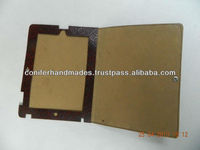 Handmade Embossed Leather Tablet Cases