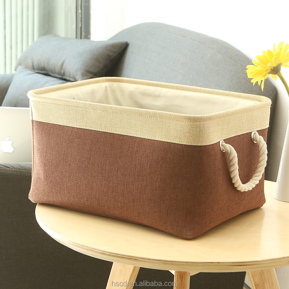 9 inch storage baskets basket set burlap basket