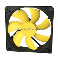 120*120*25 usb mini fan low watt fan 4 inch computer fan